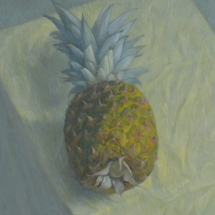 pineapple tempera